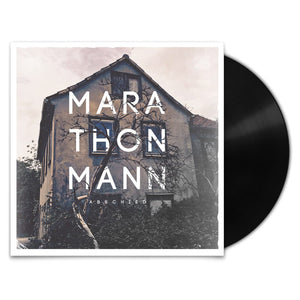 Marathonmann - Abschied - 7-inch Vinyl LP (2015) - 7-inch - Redfield Records