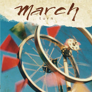 March - Turn - CD (2006) - Redfield Records