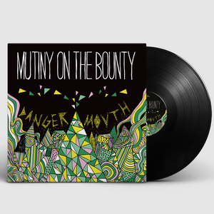 Mutiny On The Bounty - Danger Mouth - Vinyl LP (2009) - LP - Redfield Records