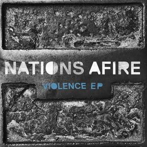 Nations Afire - Violence EP / Last Light - Exploding Antennae EP - Vinyl LP (2018) - Redfield Records