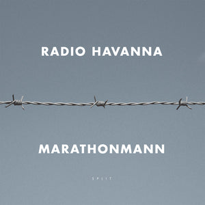 Marathonmann / Radio Havanna - Pro Asyl Benefit Split (2017) - 7-inch - Redfield Records