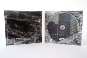 Parachutes - Blueprints - CD (2012) - CD - Redfield Records
