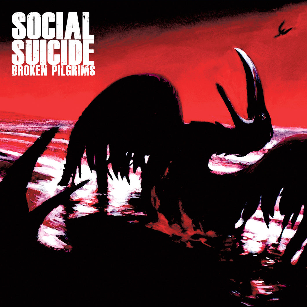 Social Suicide - Broken Pilgrims - Vinyl LP (2011) - Redfield Records