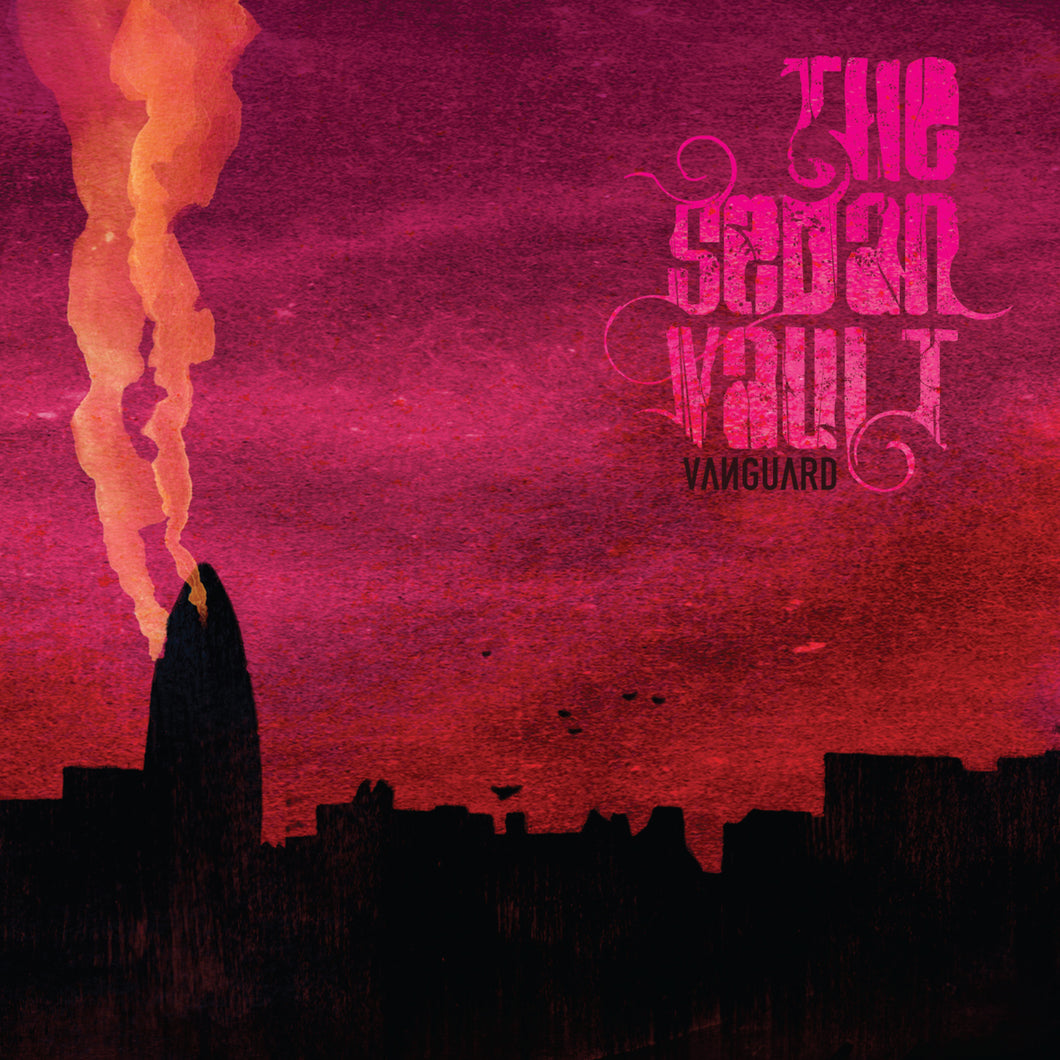 The Sedan Vault - Vanguard  - CD (2011) - CD - Redfield Records