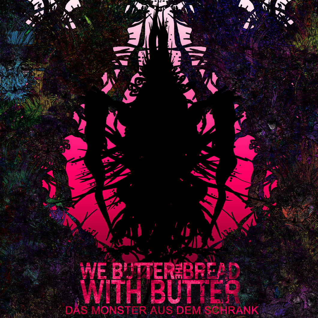 We Butter The Bread With Butter - Das Monster aus dem Schrank - CD (2008) - CD - Redfield Records