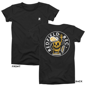 T-Shirt - Waffle Hard - Merchandise - Redfield Records