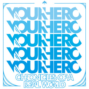 Your Hero - Chronicles Of A Real World - CD (2008) - Redfield Records