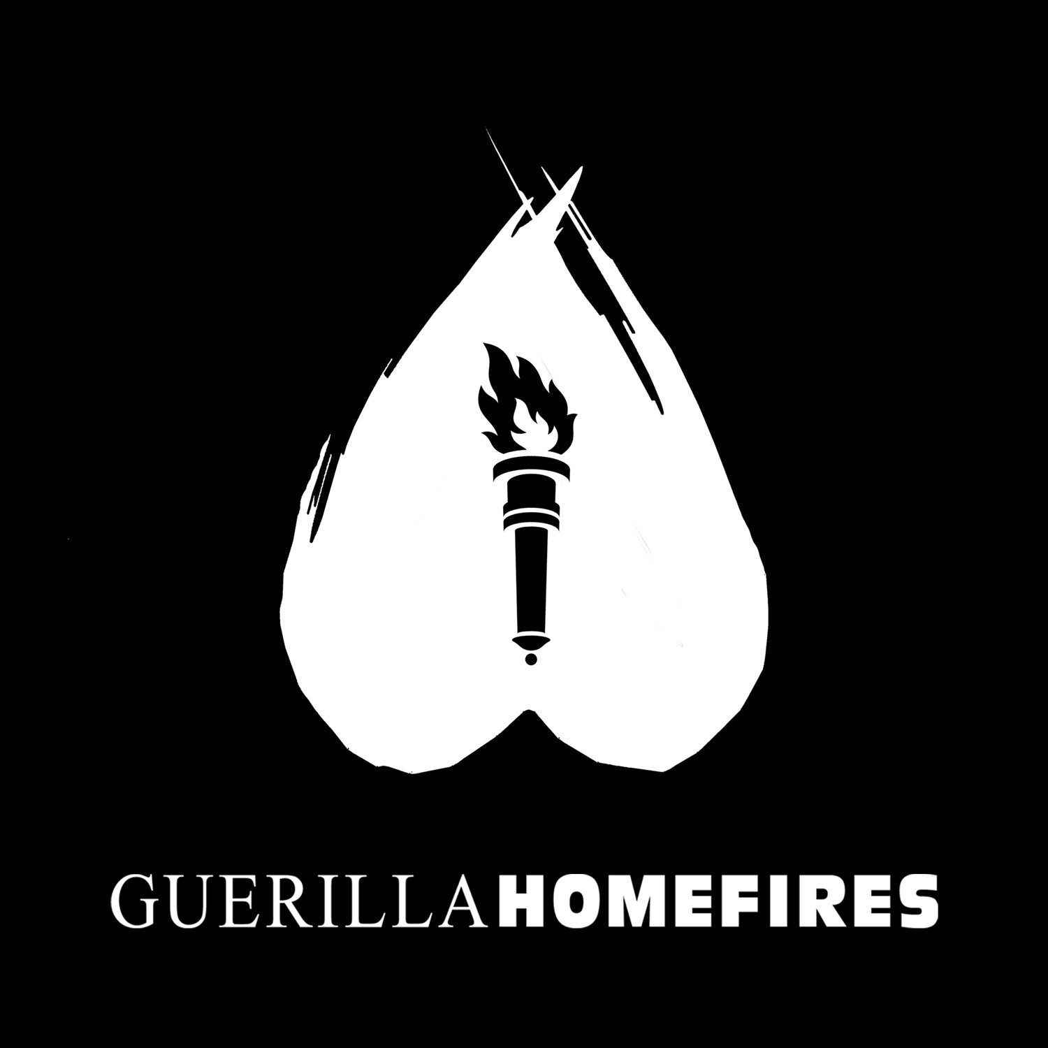 "A Traitor Like Judas / Light Your Anchor - Guerilla Homefires Split EP 7"" - Vinyl White (2016) - LP - Redfield Records"