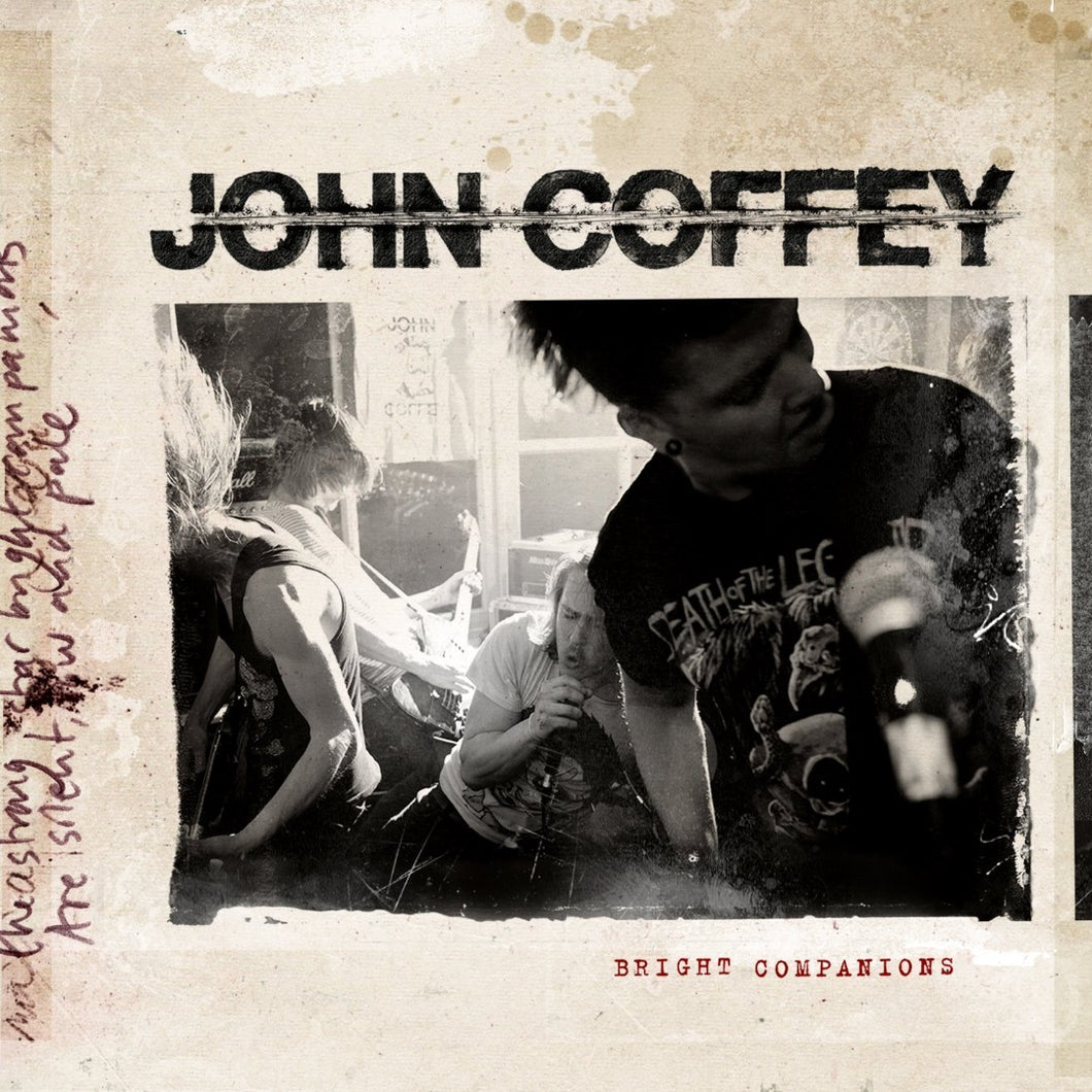 John Coffey - Bright Companions (2012) - CD - Redfield Records