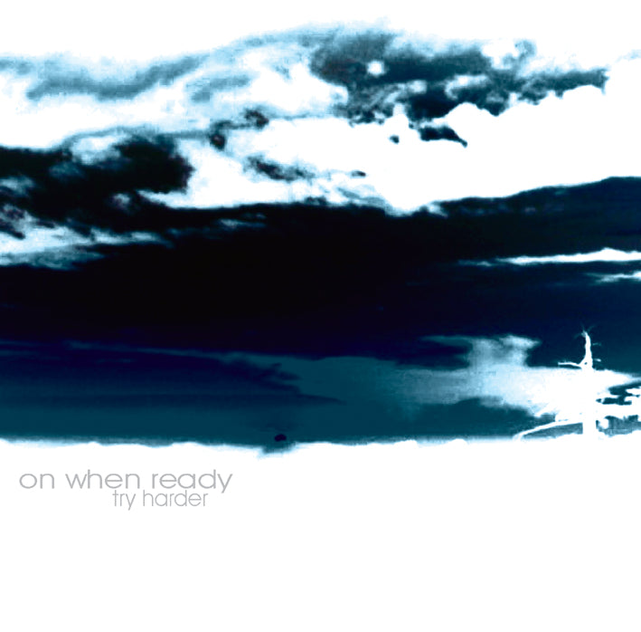 On When Ready - Try Harder (2002) - CD - Redfield Records