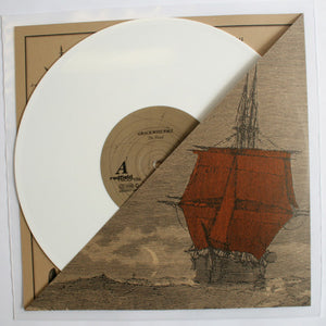 "V/A - Lower Than Atlantis, Grace.Will.Fall, Talk Radio Talk, MNMNTS Split 10"" - White Vinyl LP (2010) - Redfield Records"