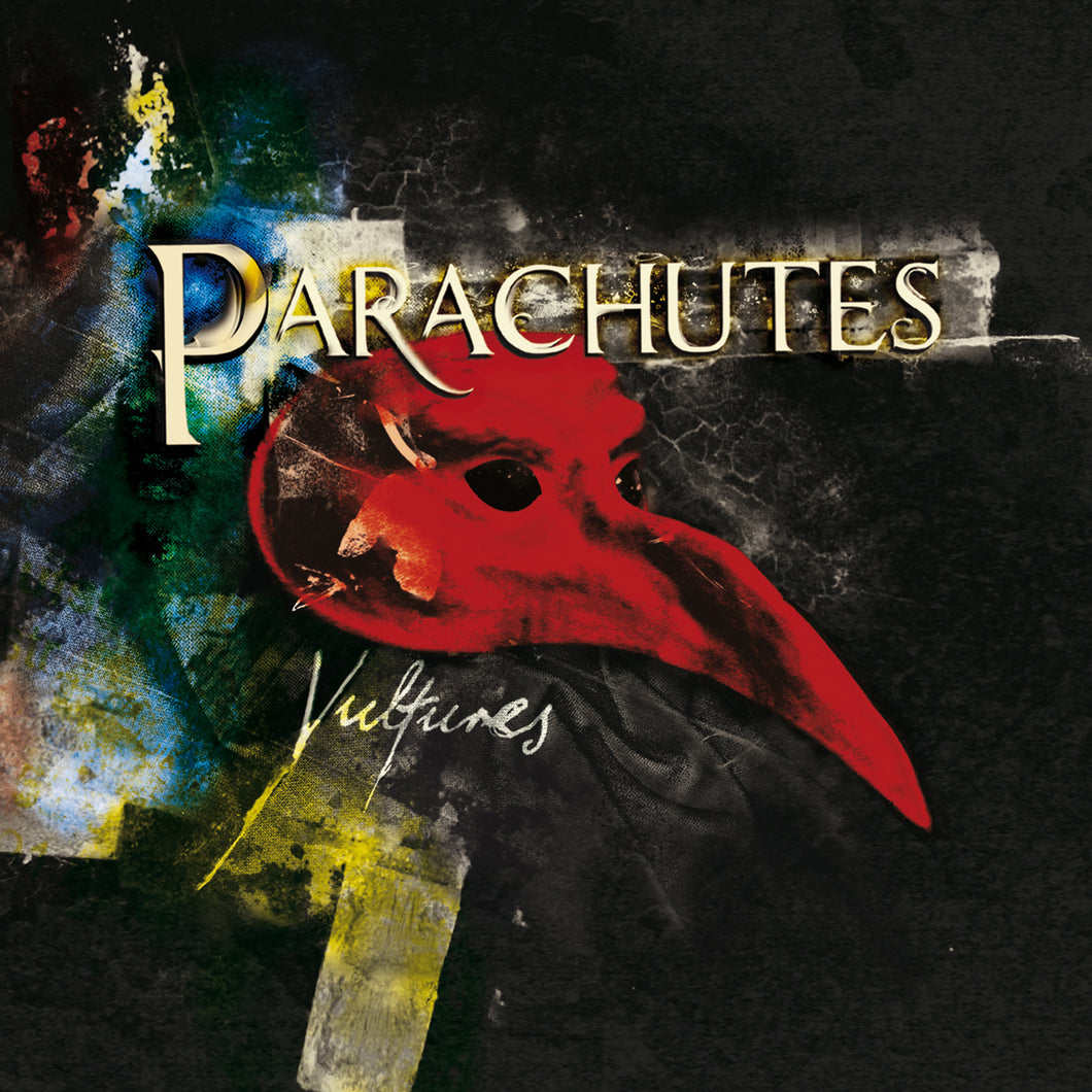 Parachutes - Vultures - CD (2008) - Redfield Records