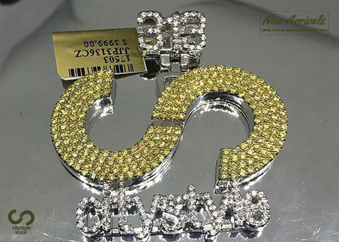 Original Custom CityStyles Diamond piece
