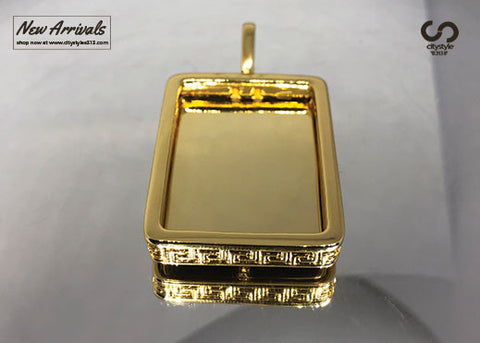 New Gold Pendant