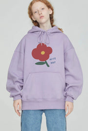 PROD Bldg 2019 Hoodie S / Black Nice Day (Flower)