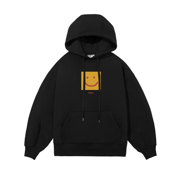 PROD Bldg 2019 Hoodie S / Black Smile Now