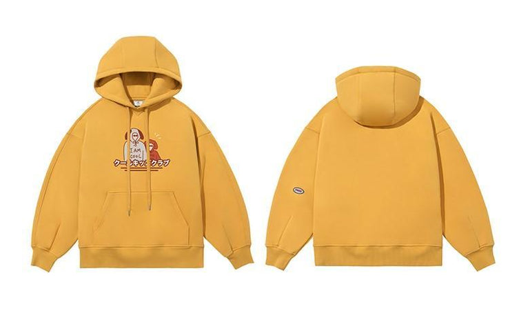 PROD Bldg 2019 Hoodie S / Yellow Cool Dogs