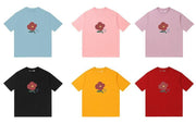 PROD Bldg Clearance T-Shirt Nice Day - Flower Short Sleeve T-Shirt (Clearance)