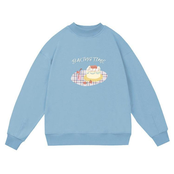 PROD Bldg Crewneck Baking Time Crewneck Sweatshirt
