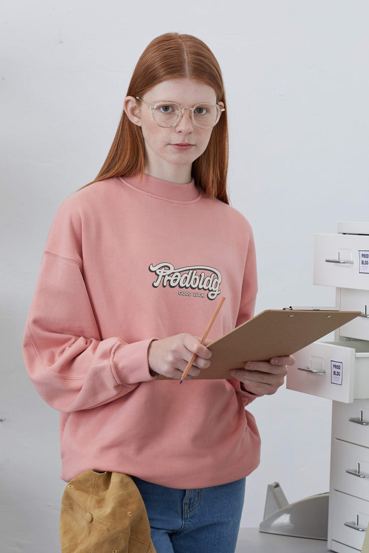 PROD Bldg Crewneck PROD Good Luck Crewneck Sweatshirt