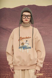 PROD Bldg Crewneck Snow Rat Crewneck Sweatshirt