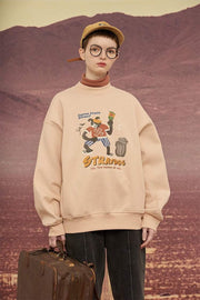 PROD Bldg Crewneck Stray Dog Crewneck Sweatshirt