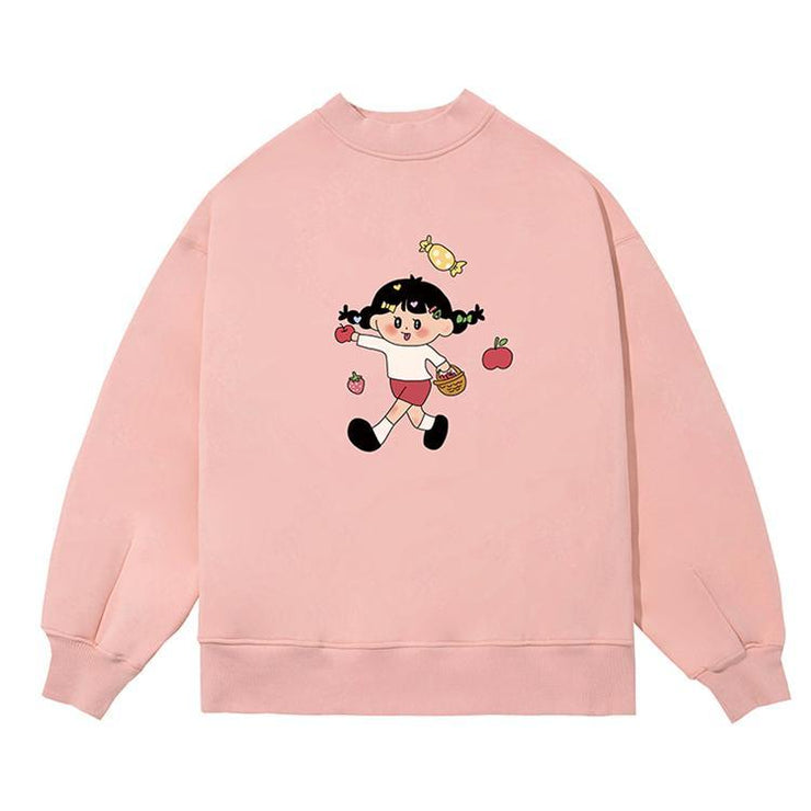 PROD Bldg Crewneck Sweet Girl Crewneck Sweatshirt