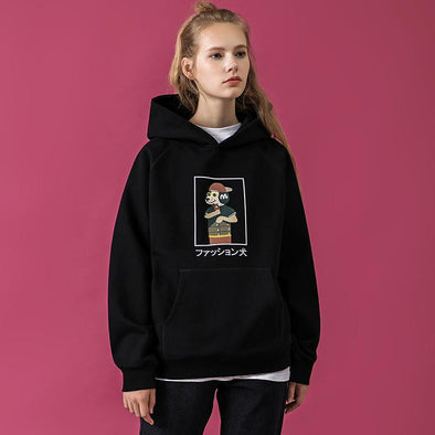 PROD Bldg Hoodie Black / XS Hipster Pup