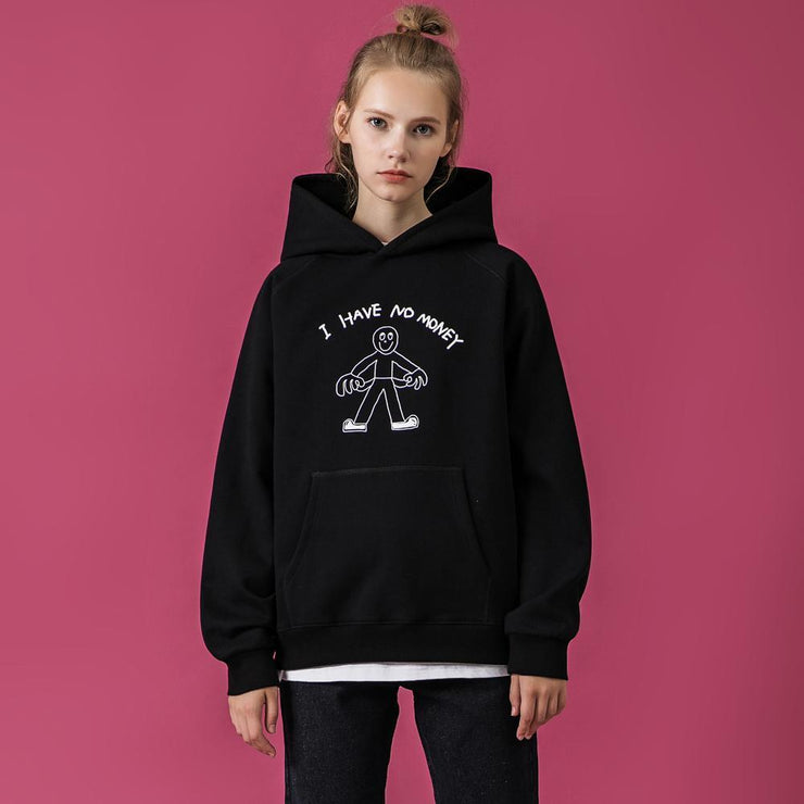 PROD Bldg Hoodie Black / XS I have no money
