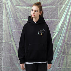 PROD Bldg Hoodie Black / XS Ice Cream