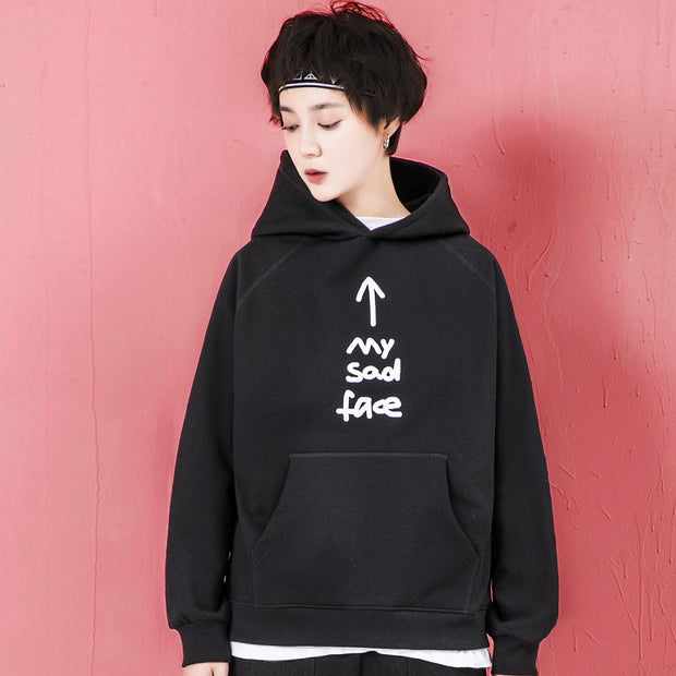 PROD Bldg Hoodie Black / XS My Sad Face