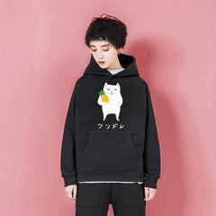 PROD Bldg Hoodie Black / XS Pineapple Cat