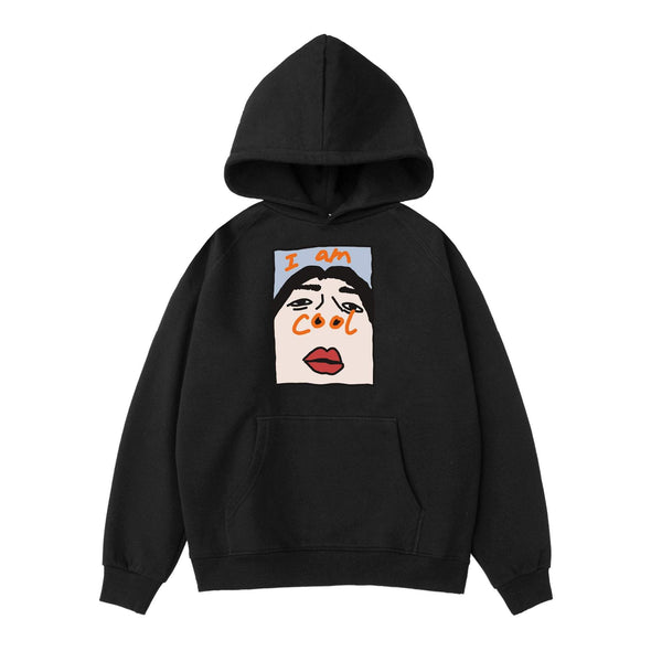PROD Bldg Hoodie XS / Black I Am Cool