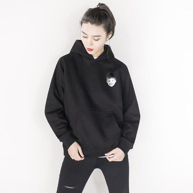 PROD Bldg Hoodie XS / Black Little Boy