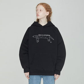 PROD Bldg Hoodie XS / Black Long Day (Dog)