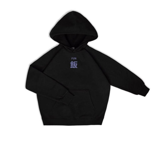 PROD Bldg Hoodie XS / Black Meal (FUN) - Purple