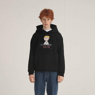 PROD Bldg Hoodie XS / Black Stay Cool