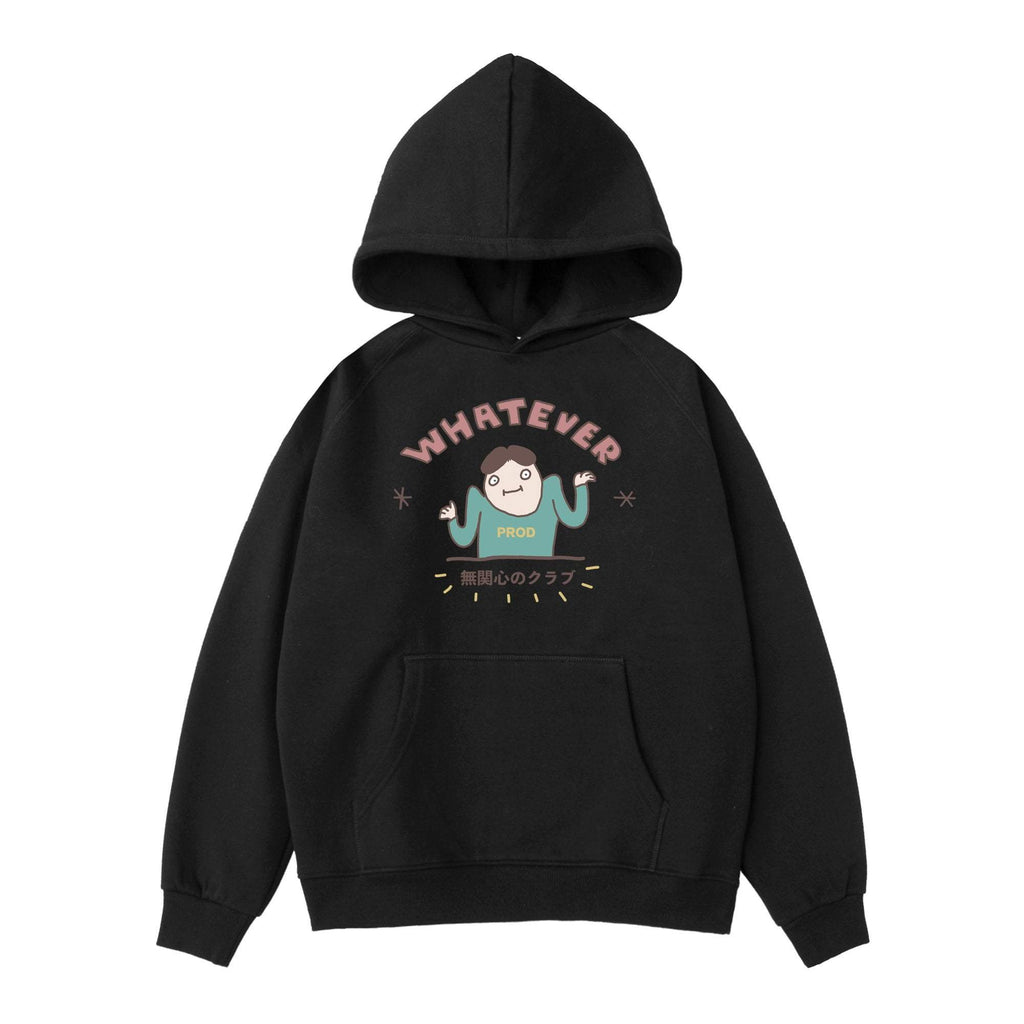 PROD Bldg Hoodie XS / Black Whatever (Big)