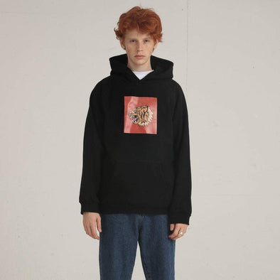 PROD Bldg Hoodie XS / Black Year of the Tiger
