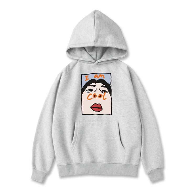 PROD Bldg Hoodie XS / Gray I Am Cool