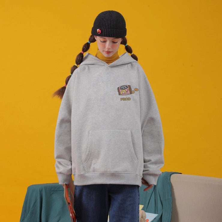 PROD Bldg Hoodie XS / Gray It's a Snack (Girl)