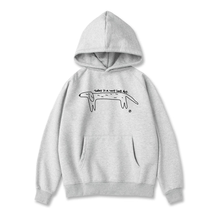 PROD Bldg Hoodie XS / Gray Long Day (Dog)
