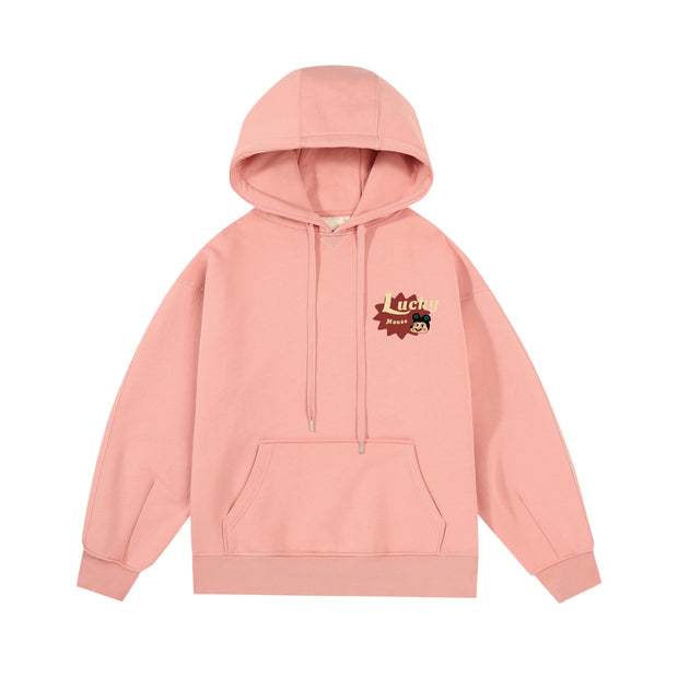 PROD Bldg Last Chance - Final Sale Lucky Joker Fleece Hoodie