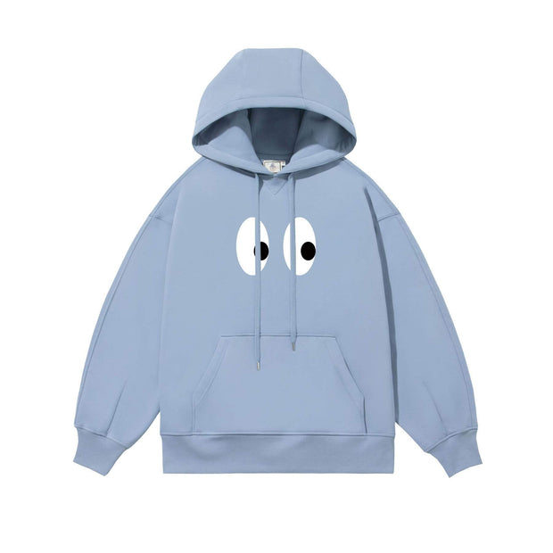 PROD Bldg Last Chance - Final Sale M / Light Blue I See U Fleece Hoodie