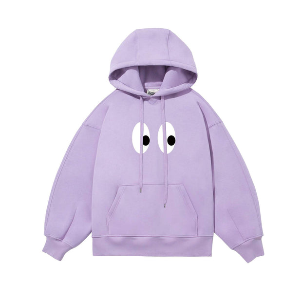 PROD Bldg Last Chance - Final Sale S / Lilac I See U Fleece Hoodie