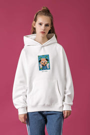 PROD Bldg Last Chance - Final Sale XXL / White Rich Dog Classic Hoodie