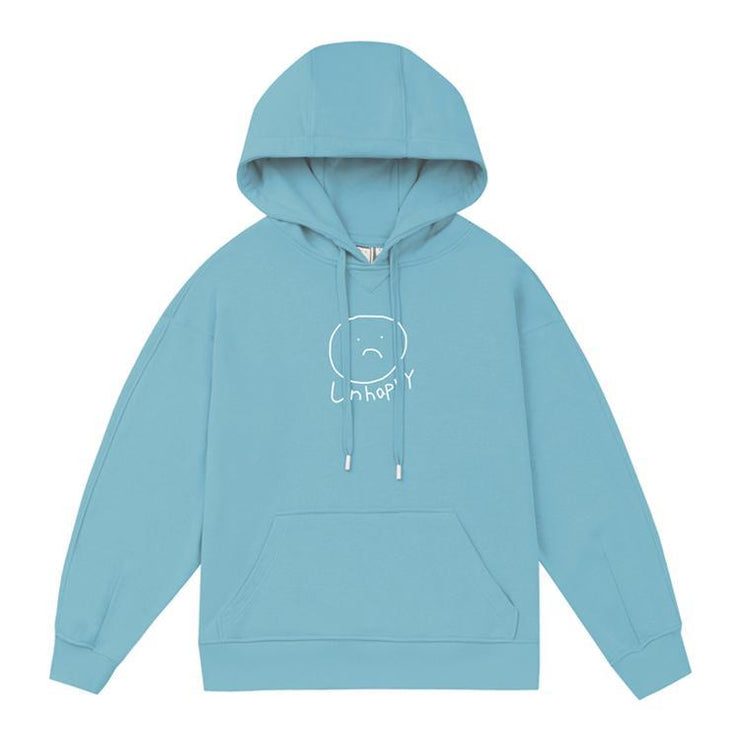 PROD Bldg Lightweight Hoodie 1 / Light Blue Unhappy Lightweight Hoodie