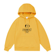 PROD Bldg Lightweight Hoodie 1 / Yellow Whatever - Dog Lightweight Hoodie