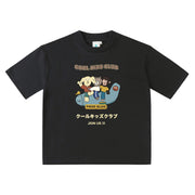 PROD Bldg Oversized T-Shirt Cool Kids Club - Plane Oversized T-Shirt