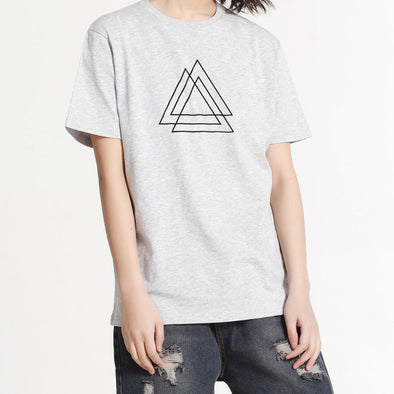 PROD Bldg T Shirt Grey / XS Tri Triangle